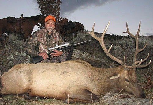 wyoming elk hunt